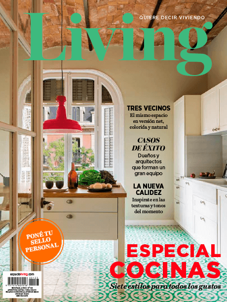 Living, Diario La Nación | The Room Studio