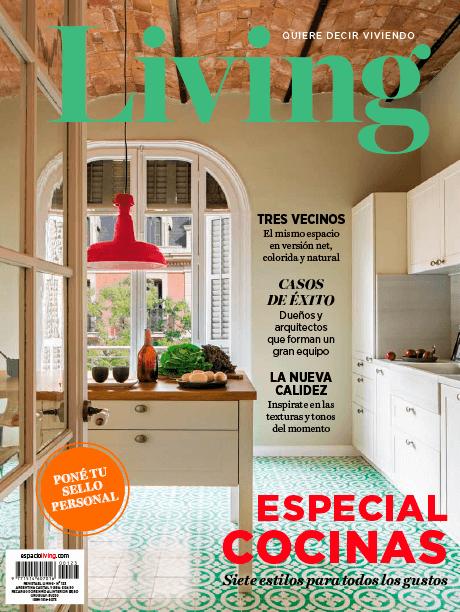 Living, Diario La Nación | The Room Studio