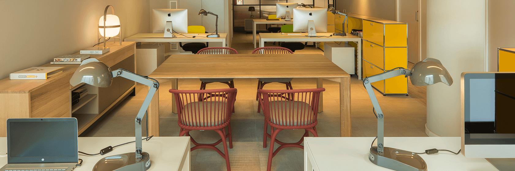 ¿Qué debemos saber para diseñar oficinas? | The Room Studio