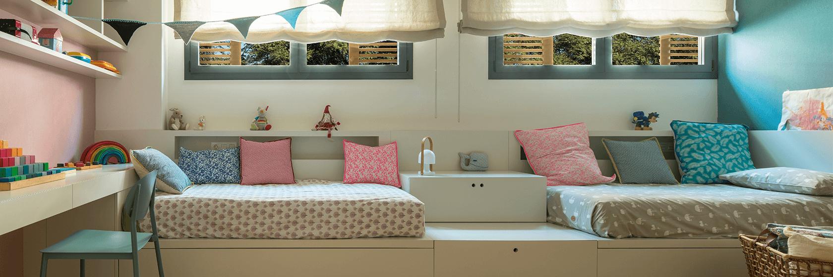 Idees per decorar habitacions infantils | The Room Studio