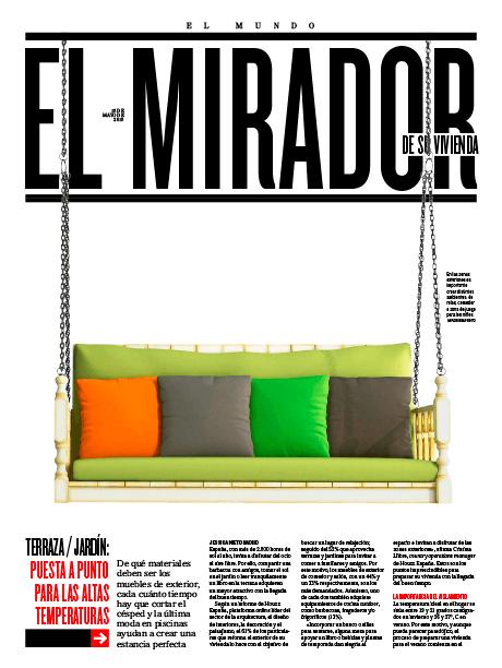 Su Vivienda – El Mundo | The Room Studio
