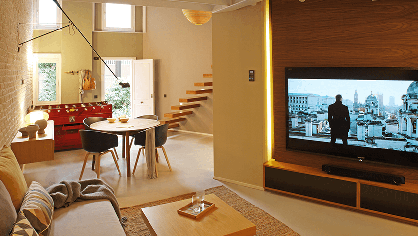 LES CORTS LOFT | The Room Studio
