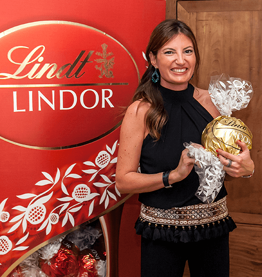 The most special event of Lindor | The Room Studio