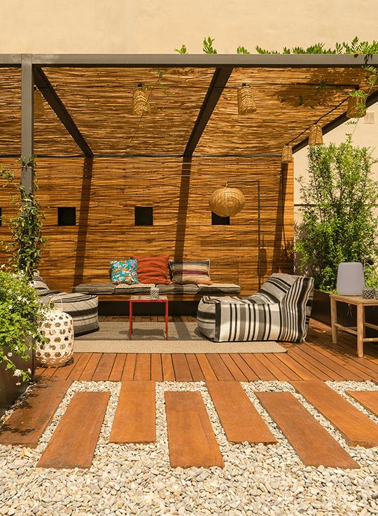 Diseño De Terrazas Y Patios Interiores The Room Studio