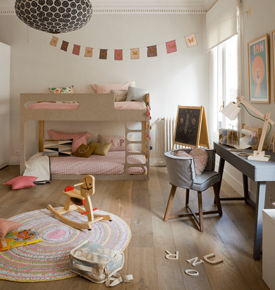 Ideas infantiles para decorar habitaciones | The Room Studio