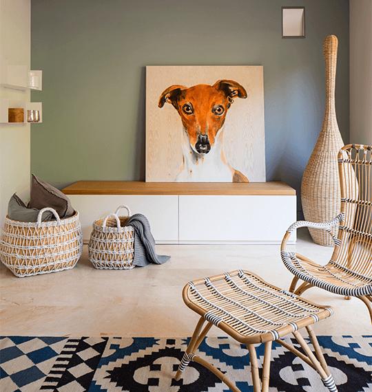 Introduir l'art a la nostra casa | The Room Studio