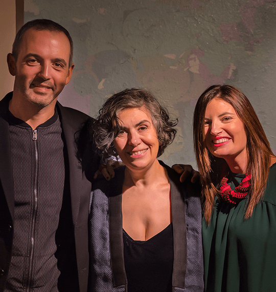 Opening of Sol Fàbrega's Exhibition | The Room Studio