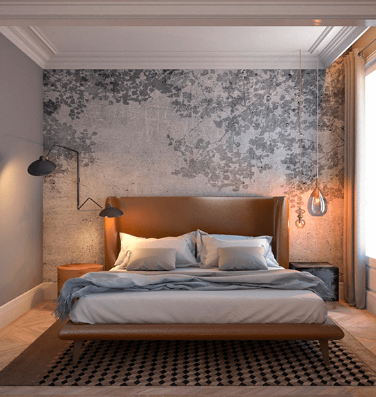 Use of wallpapers in decoration | The Room Studio