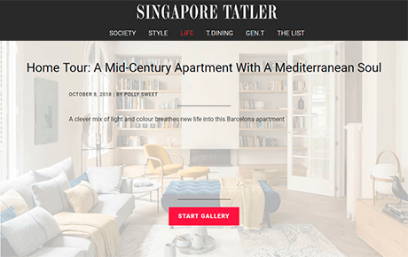 Singapore Tatler | The Room Studio