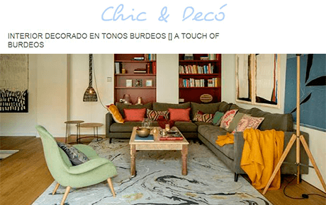 Chic & Decó | The Room Studio