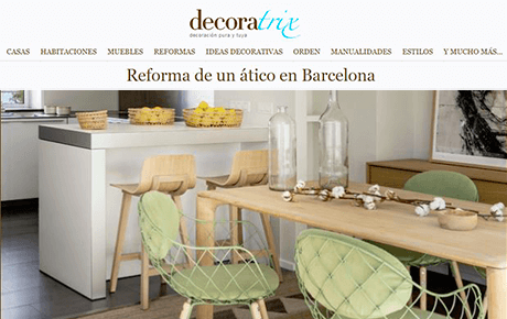 Decoratrix | The Room Studio