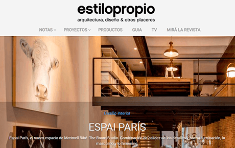 Estilo Propio | The Room Studio