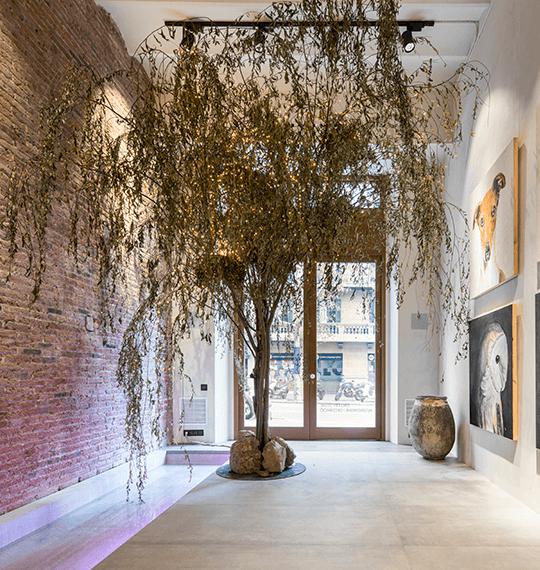Entrevista a l'artista floral Jordi Vilà | The Room Studio