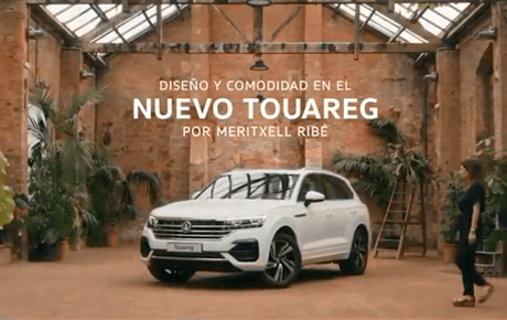 Volkswagen Touareg | The Room Studio