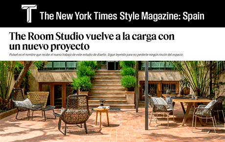 T Magazine | The Room Studio