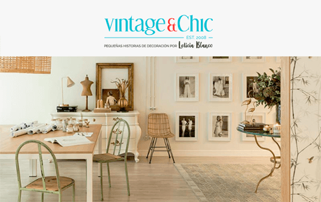 Vintage & Chic Blog | The Room Studio