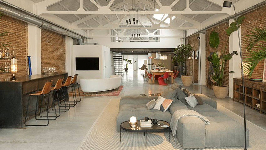 LOFT POBLENOU | The Room Studio