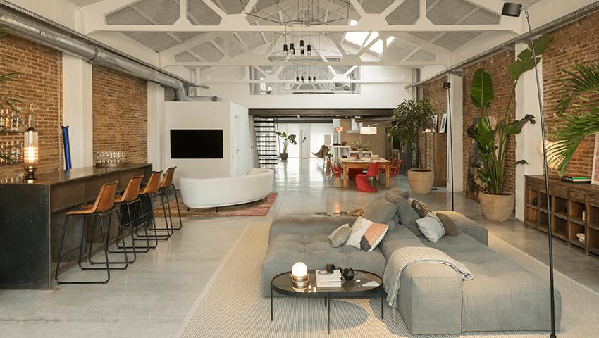 LOFT POBLENOU | The Room Studio