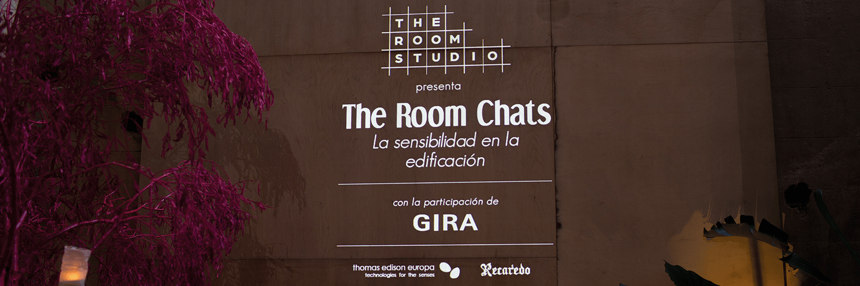 1ª Edición de The Room Chats | The Room Studio