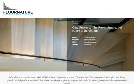 Floornature | The Room Studio