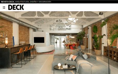 Deck | The Room Studio