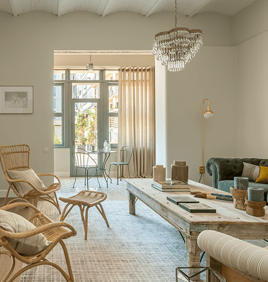 Antes y después: Vivienda Mallorca | The Room Studio