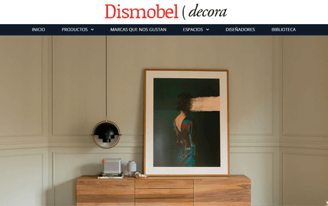 Dismobel Decora | The Room Studio