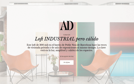 Revista AD | The Room Studio