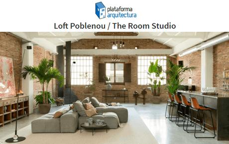 Plataforma Arquitectura | The Room Studio