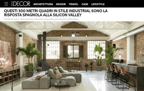 Elle Decor Italia | The Room Studio