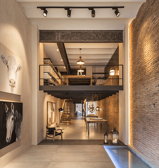Antes y después: Espai París | The Room Studio