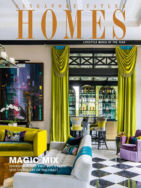 Singapore Tatler Homes | The Room Studio