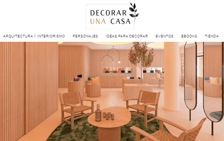 Decorar una casa | The Room Studio
