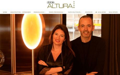 Revista Doble Altura | The Room Studio