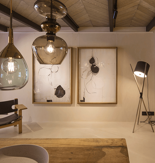 Una Gallery Store de luxe al cor de Barcelona | The Room Studio