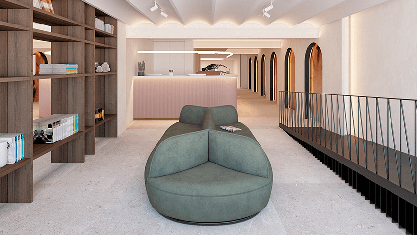 CLOT OFFICES | The Room Studio
