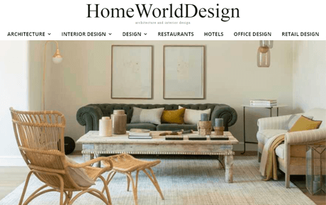 Home World Design | The Room Studio