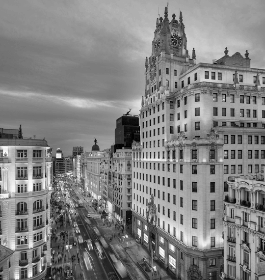 The 5 emblematic architectural buildings of Madrid | The Room Studio