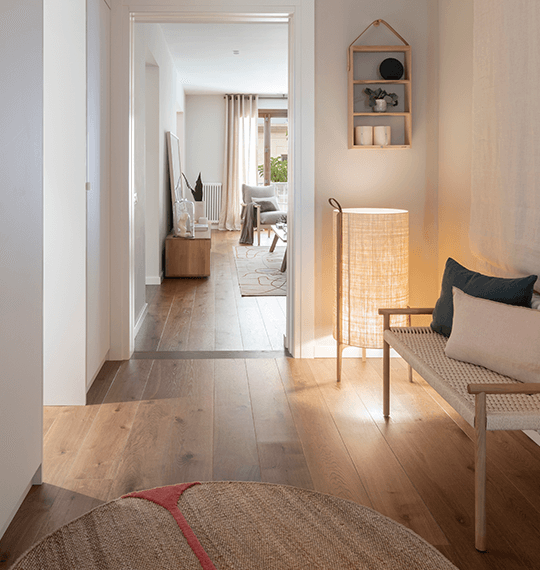 Antes y después: Vivienda Ferran Valls | The Room Studio