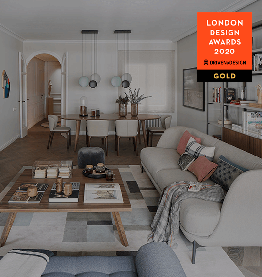 London Design Awards 2020 | The Room Studio