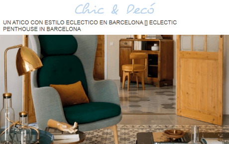 Chic & Decò | The Room Studio