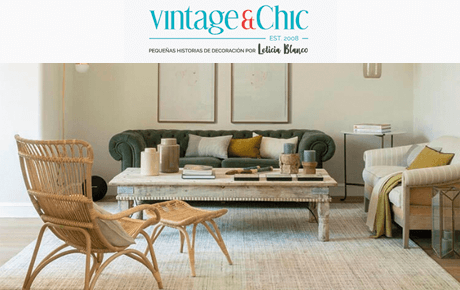Vintage & Chic | The Room Studio