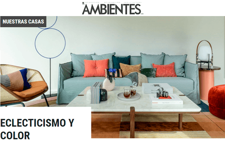 Revistas Ambientes | The Room Studio