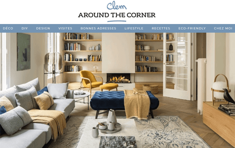 Clem around the corner | The Room Studio