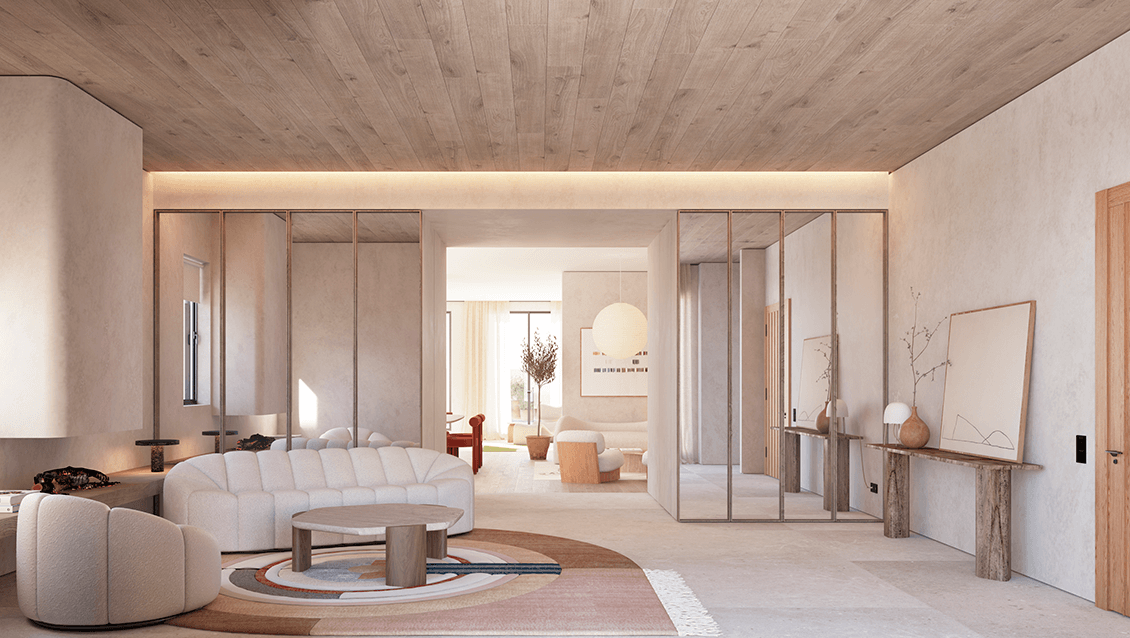 VIVIENDA PASEO DE GRACIA | The Room Studio