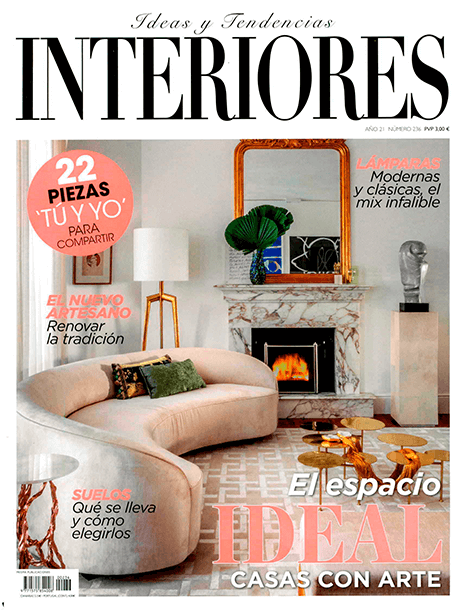 Revista Interiores | The Room Studio