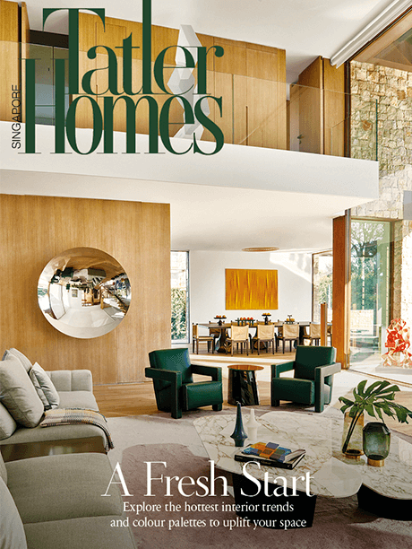 Singapore Tatler Homes | The Room Studio