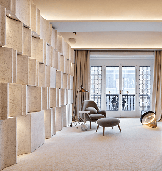 BSB Alfombras en Modern Times | The Room Studio