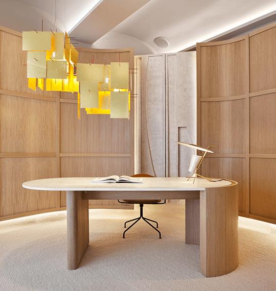 GIRA's domotics in Modern Times | The Room Studio