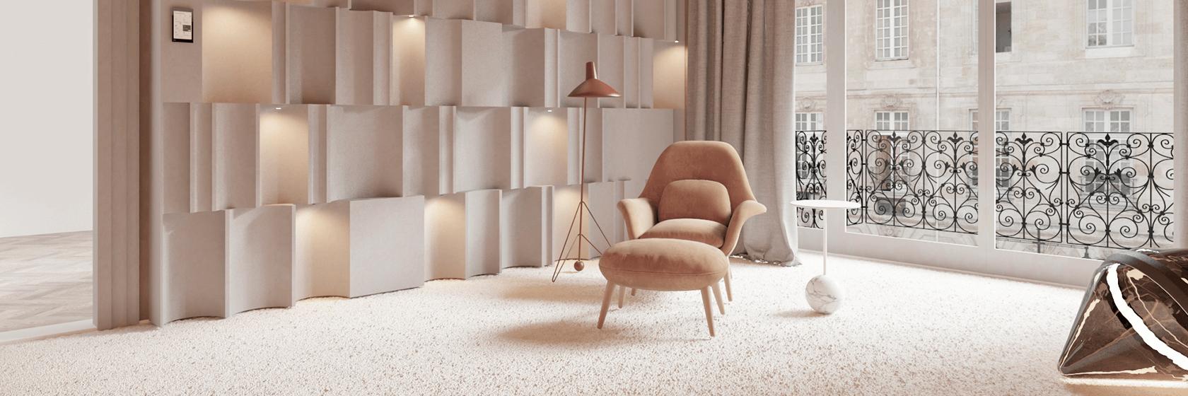 La domótica de GIRA en Modern Times | The Room Studio